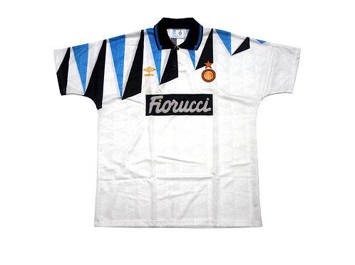 Inter Milan Umbro Away Shirt 1992/93 - XL