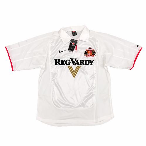 Vintage AFC Sunderland Nike 2000/02 Away Shirt  BNWT -M