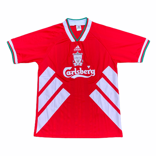 Liverpool FC Adidas Equipment 1993/95 Home Shirt - XL