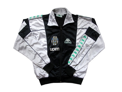 Juventus Kappa Tracksuit 1989 - L