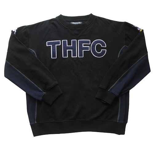 Tottenham Kappy Training Sweatshirt 2002 - XL