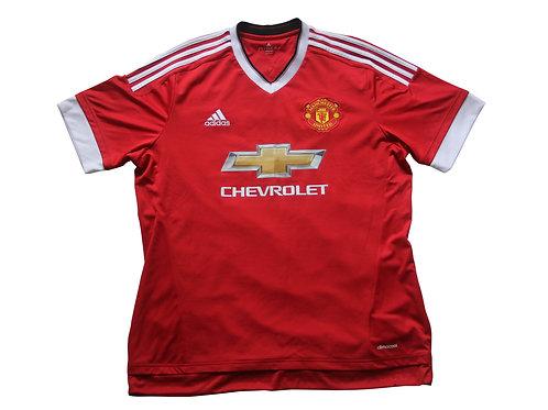 Manchester United Adidas Home Shirt 2015/16 - XL