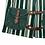 Thumbnail: 90s Bootleg Guess Green Striped Vest - L/XL