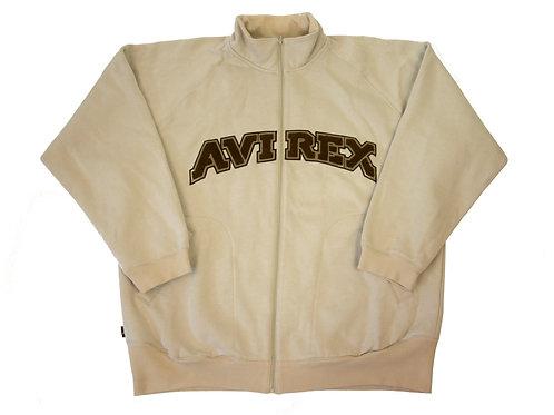 Avirex Full Zip Sweatshirt - XL