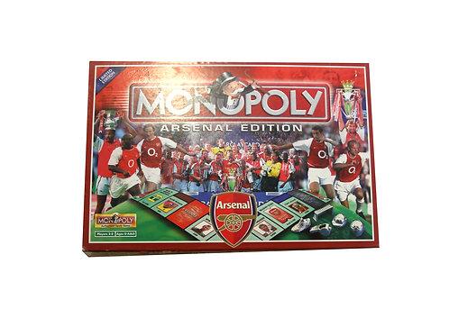 Arsenal Edition Monopoly