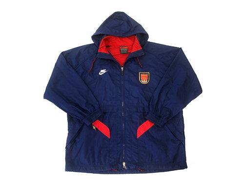 Arsenal Nike Training Jacket late 90s - XL