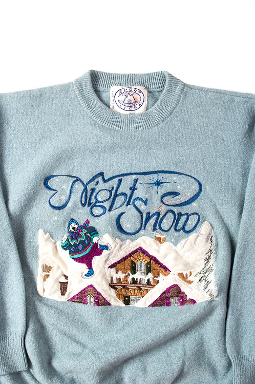 Sport Ice by Iceberg 'Night Snow' 1992 - M