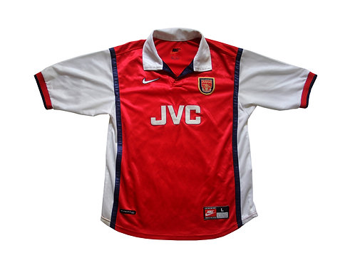 Arsenal Nike Home Shirt 1998/99 - XS