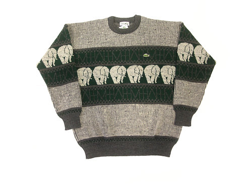 Chemise Lacoste Knitted Jumper - XL
