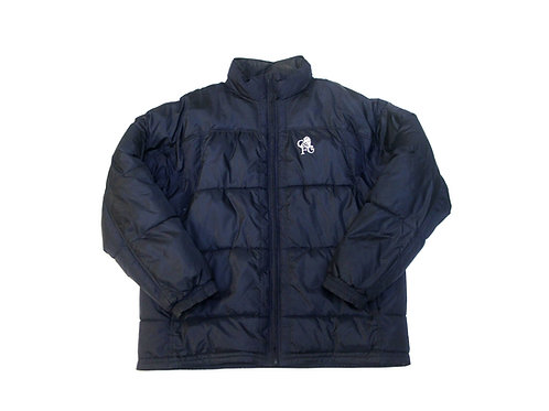 Chelsea Blue Flag Puffer Jacket - XL