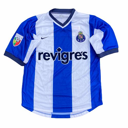 Deadstock FC Porto 2000/01 Home Shirt - S