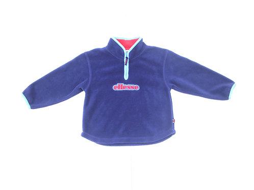 Ellesse 1/4 Zip Fleece - Kids - 4/5 Years