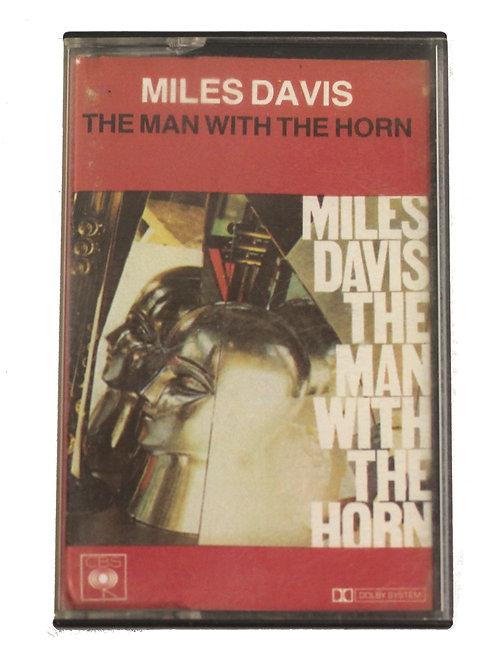 Miles Davis 'The Man With The Horn' Cassette Album 1981