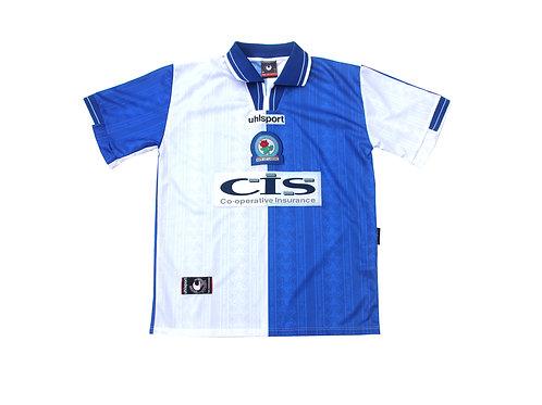 Blackburn Home Shirt 1998/99 - M