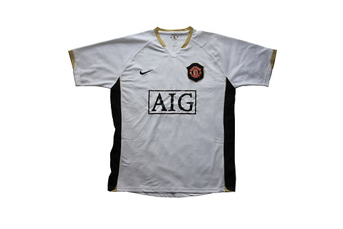 Manchester United Nike Away Shirt 2006/08 - L