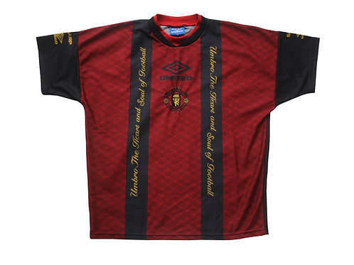 Manchester United Umbro Training Shirt 1994/96 - XL