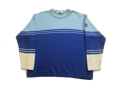 Fila Knitted Sweatshirt - XL