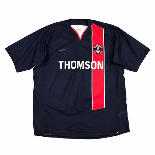 Vintage PSG Nike 2003/04 Home Shirt -XL