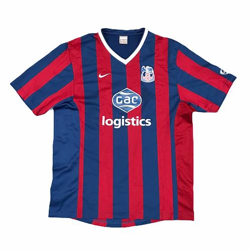 Crystal Palace FC Nike 2009/10 Home Shirt - XL
