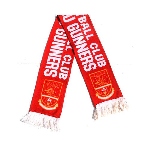Vintage Arsenal 'Come On You Gunners' Scarf - OSFA