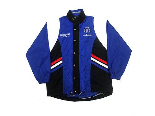 Rangers Adidas 1992-94 Lightweight Jacket - XL