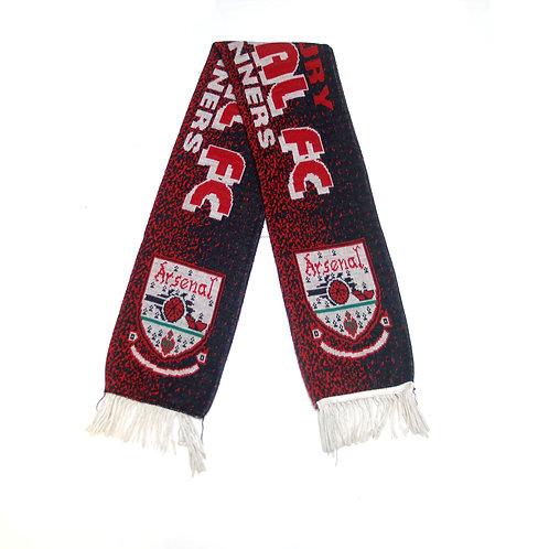 Arsenal 'The Gunners' Fan Scarf - OSFA