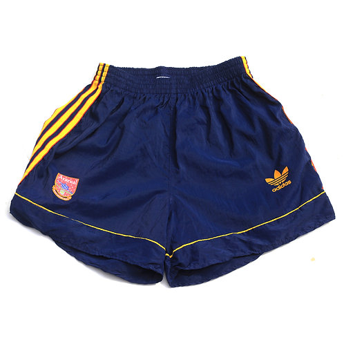 "Vintage Arsenal Adidas 1991/93 Shorts - S (28""-30"")"