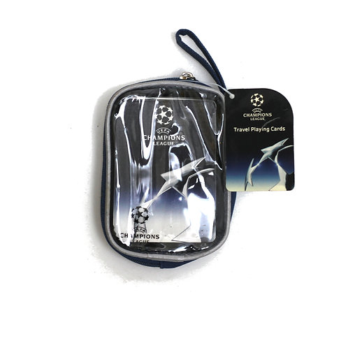 Champions League Travel Playing Cards