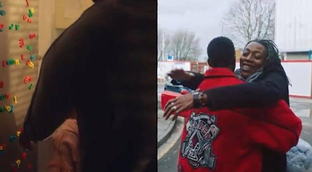 Avirex 'Hi Rollers' Jacket features in Ghetts - Proud Family video