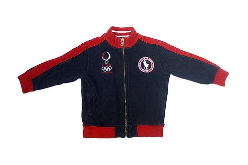 Ralph Lauren 'Beijing' Full Zip Sweatshirt - Kids - 2 Years