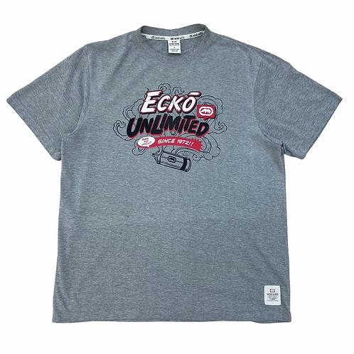 Ecko Unlmtd Graphic Print T-Shirt - L