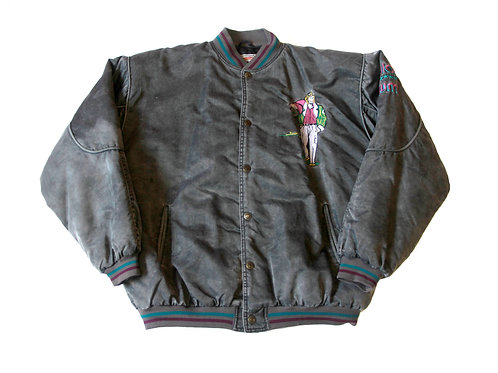 'Passion with Opium' Bomber Jacket - XL
