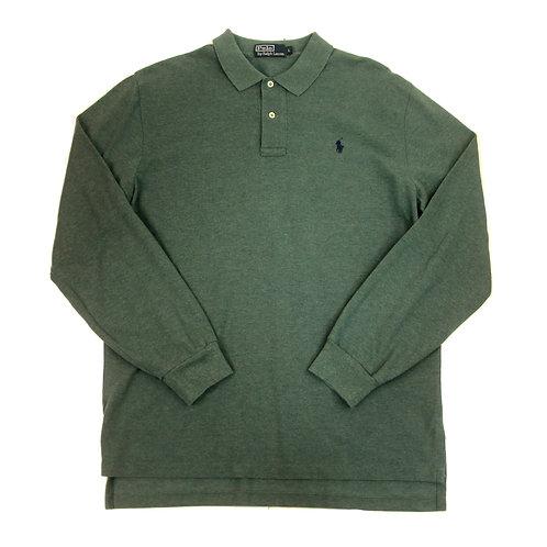 Ralph Lauren L/S Polo Shirt - L