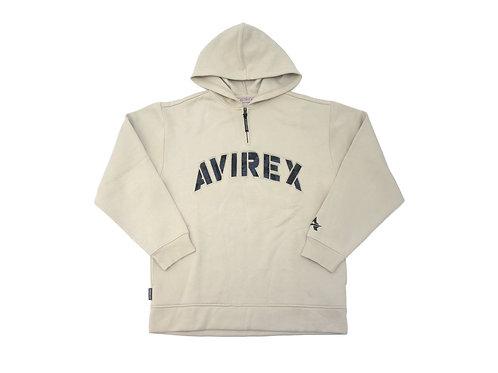 Avirex 1/4 Zip Hoody - XL