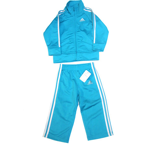 Adidas Two Piece Tracksuit - Kids - 12/18 Months