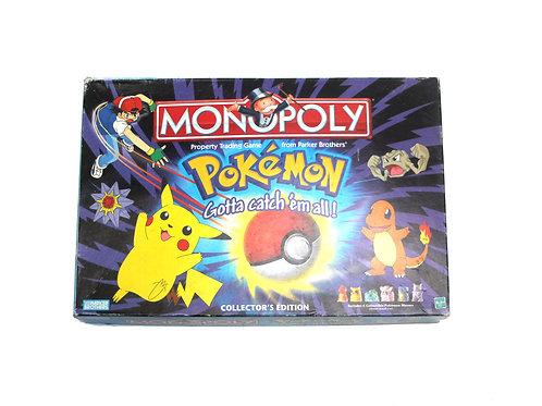 Pokemon 'Collector's Edition' Monopoly 1995