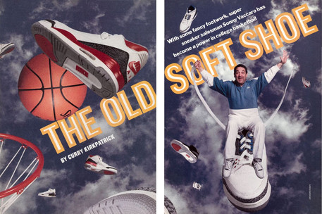 The Old Soft Shoe by Curry Kirkpatrick (1989)