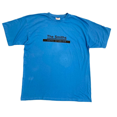 Early 2000s The Smiths 'Hatful Of Hollow' Skyblue T-Shirt - XXL