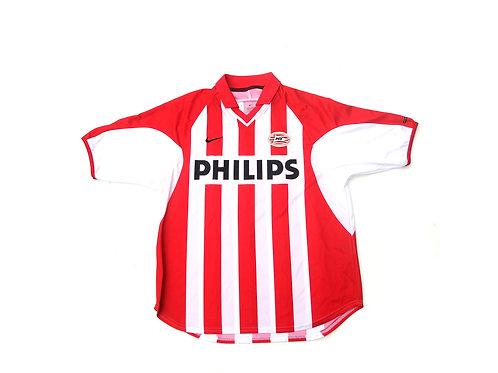 PSV Nike Home Shirt 2000/02 - L