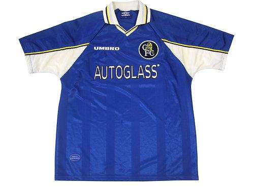 Chelsea Umbro Home Shirt 1997/99 - XL