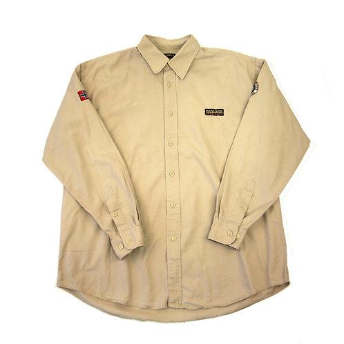 Napapijri L/S Shirt - XL