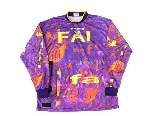 Ireland Umbro Goal Keeper Shirt 1995/96 - XL