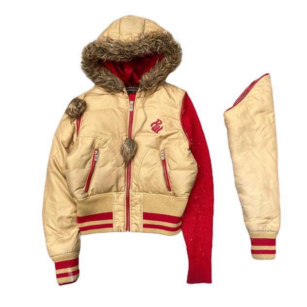Puffer Jacket, Small