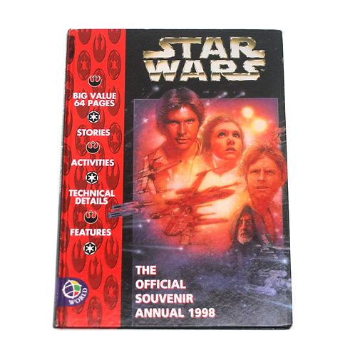 Star Wars 'Official Souvenir Annual 1998'