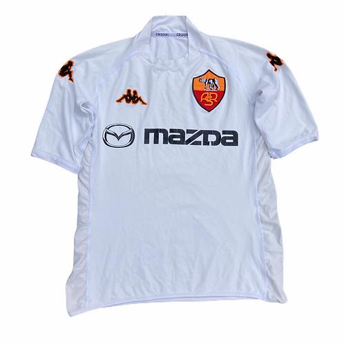 AS Roma Kappa 2002/03 Away Shirt - S/M
