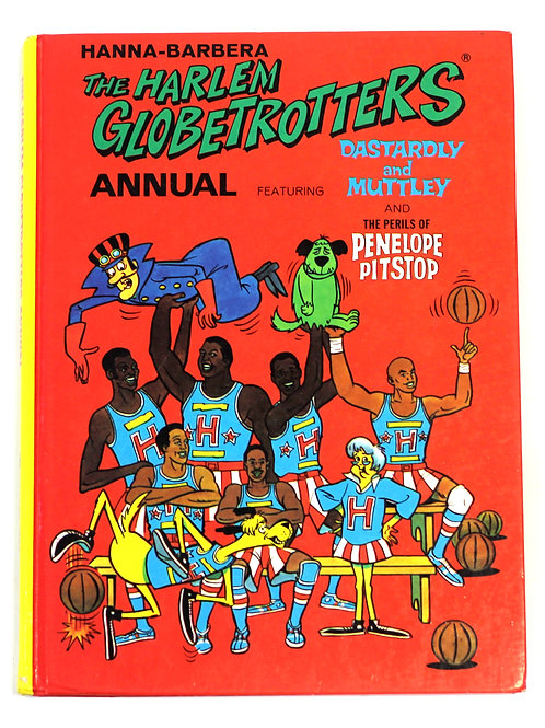 The Harlem Globetrotters Annual featuring Dastardly & Muttley