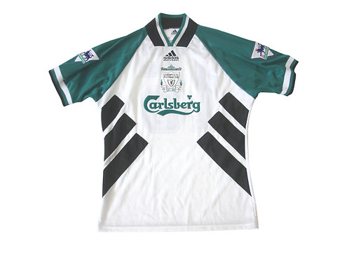 Liverpool Adidas Away Shirt 1993/95 - S