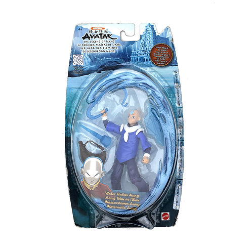 "Avatar 'The Legend of Aang - Water Nation Aang' 6"" Figure 2007"
