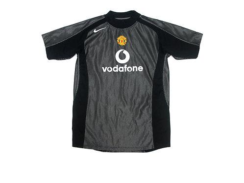 Manchester United Nike Home 2004/05 S/S GK Shirt - S