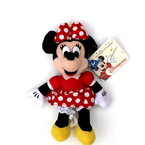 "Disney 'Minnie Mouse' 8"" Soft Toy"